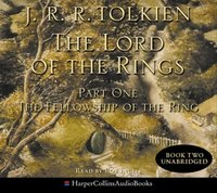 Fellowship of the Ring: Part Two (The Lord of the Rings, Book 1) - J.R.R. Tolkien - audiobook
