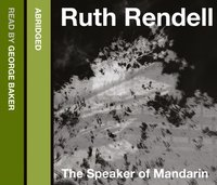 Speaker of Mandarin - Ruth Rendell - audiobook