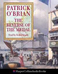 Reverse of the Medal - Patrick O'Brian - audiobook