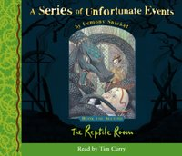 Book the Second - The Reptile Room (A Series of Unfortunate Events, Book 2) - Lemony Snicket - audiobook