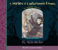 Book the Third - The Wide Window (A Series of Unfortunate Events, Book 3) - Lemony Snicket - audiobook