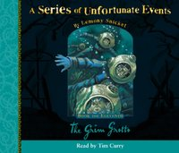 Book the Eleventh - The Grim Grotto (A Series of Unfortunate Events, Book 11) - Lemony Snicket - audiobook