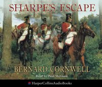 Sharpe's Escape: The Bussaco Campaign, 1810 (The Sharpe Series, Book 10) - Bernard Cornwell - audiobook