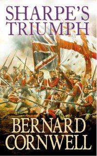 Sharpe's Triumph: The Battle of Assaye, September 1803 (The Sharpe Series, Book 2) - Bernard Cornwell - audiobook