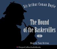 Hound of the Baskervilles - Sir Arthur Conan Doyle - audiobook