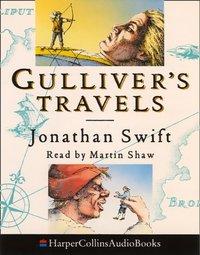 Gulliver's Travels - Jonathan Swift - audiobook