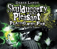 Playing With Fire (Skulduggery Pleasant, Book 2) - Derek Landy - audiobook