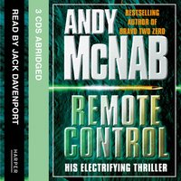 Remote Control - Andy McNab - audiobook