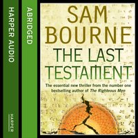Last Testament - Sam Bourne - audiobook