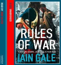 Rules Of War - Iain Gale - audiobook