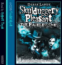 Faceless Ones (Skulduggery Pleasant, Book 3)