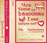 Are these my basoomas I see before me? (Confessions of Georgia Nicolson, Book 10) - Louise Rennison - audiobook