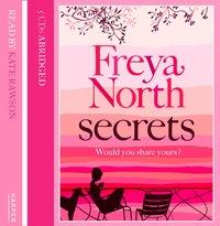 Secrets - Freya North - audiobook