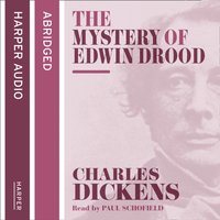 Mystery of Edwin Drood - Charles Dickens - audiobook