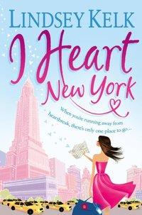 I Heart New York (I Heart Series, Book 1) - Lindsey Kelk - audiobook