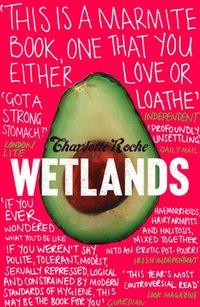 Wetlands - Charlotte Roche - audiobook