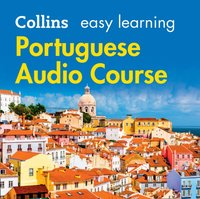 Easy Learning Portuguese Audio Course: Language Learning the easy way with Collins (Collins Easy Learning Audio Course) - Margaret Clarke - audiobook