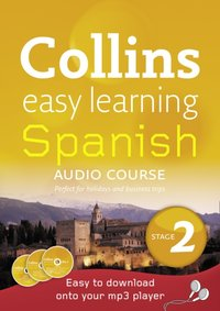 Easy Learning Spanish Audio Course - Stage 2: Language Learning the easy way with Collins (Collins Easy Learning Audio Course) - Carmen Garcia del Rio - audiobook