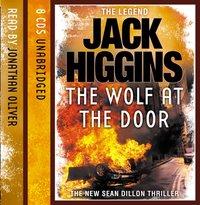 Wolf at the Door (Sean Dillon Series, Book 17) - Jack Higgins - audiobook