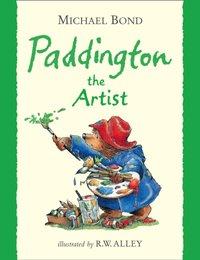 Paddington the Artist - Michael Bond - audiobook