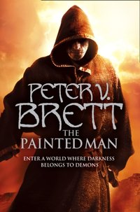 Painted Man (The Demon Cycle, Book 1) - Peter V. Brett - audiobook
