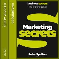 Marketing - Peter Spalton - audiobook