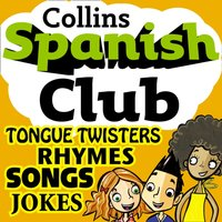 Spanish Club for Kids: The fun way for children to learn Spanish with Collins - Ruth Sharp - audiobook