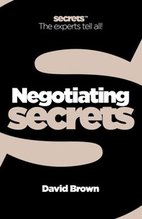 Negotiating - David Brown - audiobook