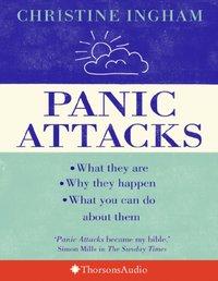 Panic Attacks - Christine Ingham - audiobook