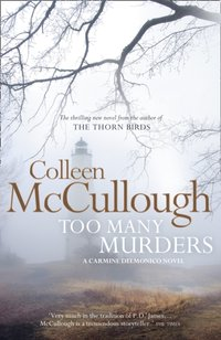 Too Many Murders - Colleen McCullough - audiobook