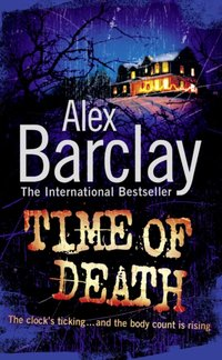 Time of Death - Alex Barclay - audiobook