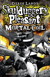 Mortal Coil (Skulduggery Pleasant, Book 5) - Derek Landy - audiobook