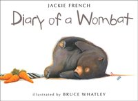 Diary Of A Wombat - Jackie French - audiobook