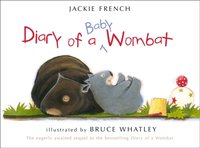 Diary Of A Baby Wombat - Jackie French - audiobook