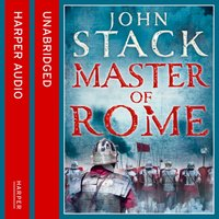 Master of Rome (Masters of the Sea) - John Stack - audiobook