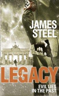 Legacy - James Steel - audiobook