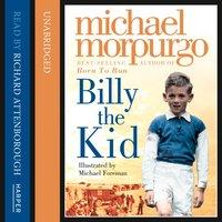 Billy The Kid - Michael Morpurgo - audiobook