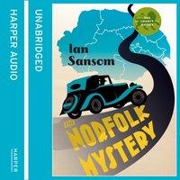 Norfolk Mystery - Ian Sansom - audiobook