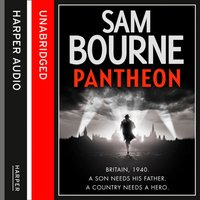 Pantheon - Sam Bourne - audiobook