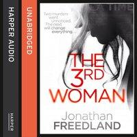 3rd Woman - Jonathan Freedland - audiobook