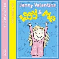 Iggy And Me - Jenny Valentine - audiobook