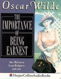 Importance of Being Earnest - Oscar Wilde - audiobook