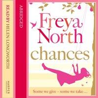 Chances - Freya North - audiobook