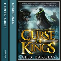 Curse of Kings (The Trials of Oland Born, Book 1) - Alex Barclay - audiobook