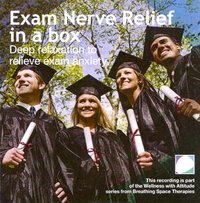 Exam Nerve Relief In A Box - Annie Lawler - audiobook