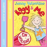 Iggy And Me On Holiday - Jenny Valentine - audiobook