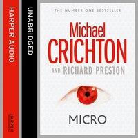 Micro - Michael Crichton - audiobook