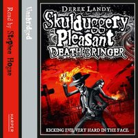 Death Bringer (Skulduggery Pleasant, Book 6) - Derek Landy - audiobook