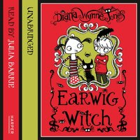 EARWIG AND THE WITCH - Diana Wynne Jones - audiobook