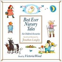 Nursery Tales - Jonathan Langley - audiobook